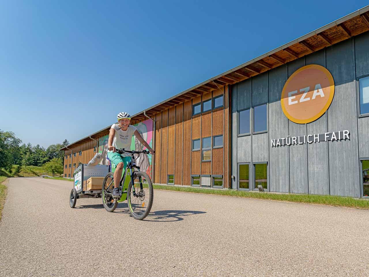 Fit-4-2050 Radtour für Klimaschutz und Fairen Handel