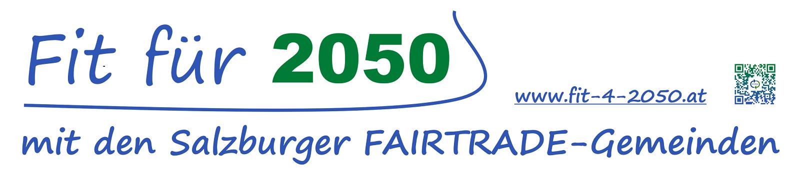 Fit-4-2050 mit den Salzburger FAIRTRADE Gemeinden