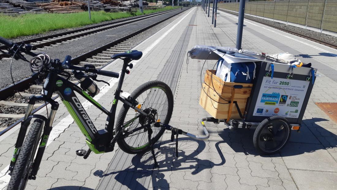 Fit-4-2050 Radtour 2020