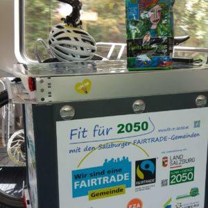 """Fit für 2050 Anreise zur Eistour in den Lungau mit """"Coffee for future"""""""