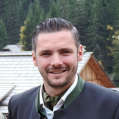 Markus Schaflechner Biosphärenpark